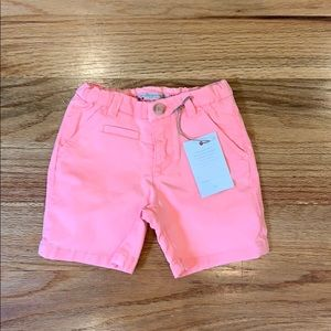 NWT Bonpoint baby shorts - 6m